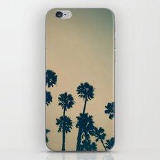 Sunshine Winter Days iPhone & iPod Skin