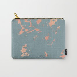 Copper Splatter 087 Carry-All Pouch