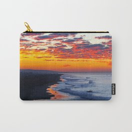 Sunrise Huntington Beach Pier   12/12/13 Carry-All Pouch