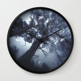 How low will you go Wall Clock