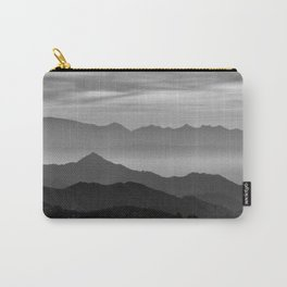 Mountains mist. BN Carry-All Pouch