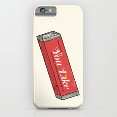 That gum you like is going to come back in style. iPhone 6s Slim Case