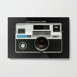 Kodak Instamatic Metal Print