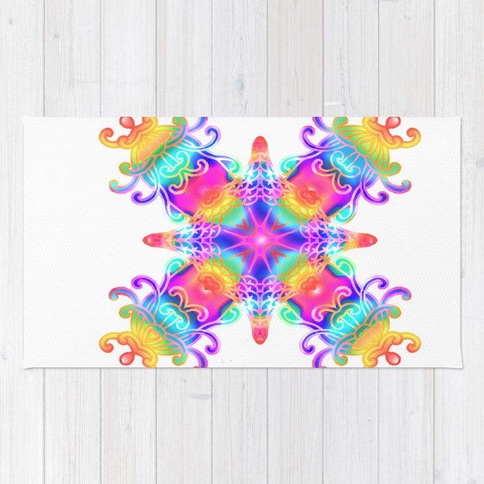 Colours Colours Rug