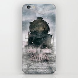 When the winter comes iPhone Skin