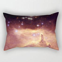 Emission Nebula NGC 6357 (NASA/ESA) Rectangular Pillow