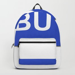 Buy Now Blue Backpack
