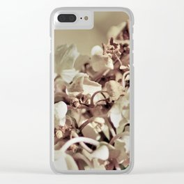 Wilted & Dried Out, Act I Clear iPhone Case