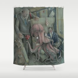 forth moment Shower Curtain