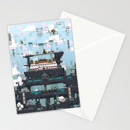 Bardo of Becoming Stationery Cards
