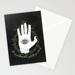 Adam, The Magician - The Raven Cycle Stationery Cards