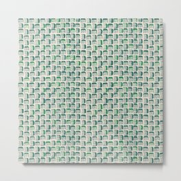 A Tisket, A Tasket Metal Print