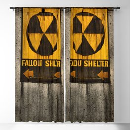 Fallout Shelter Blackout Curtain