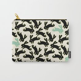 Bunny Honey Carry-All Pouch