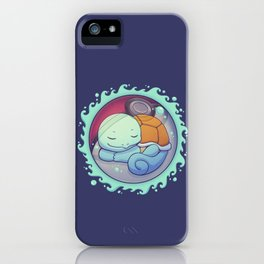 Hidden in the Water iPhone Case