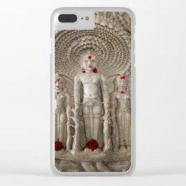 Ranakpur - India - Buddha Clear iPhone Case