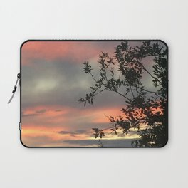 Sky flames Laptop Sleeve