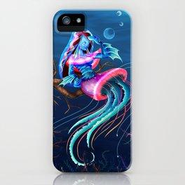 Mrs. Jellyfish iPhone Case