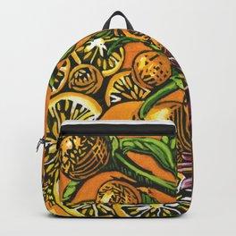 Lemons 1 Backpack