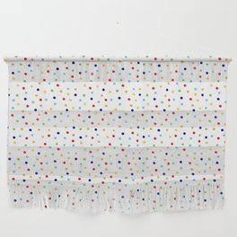 Colorful Dots Wall Hanging