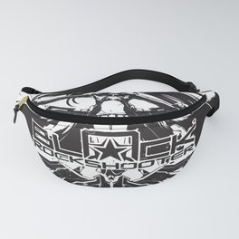 Darkness Warrior BRS Fanny Pack