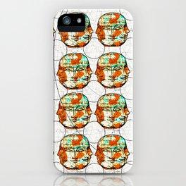 Happy Idiots iPhone Case