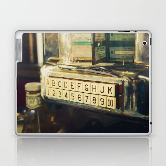 Please Make Your Selection Laptop & iPad Skin