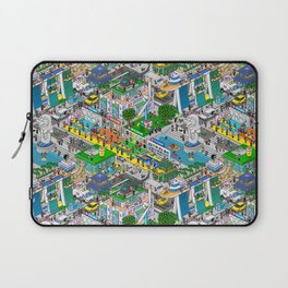Pixels X Singapore Laptop Sleeve
