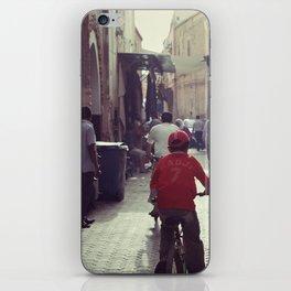 Hadji iPhone Skin