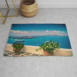 Santorini i Rug