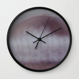 Motionless Color Pt. 2 Wall Clock