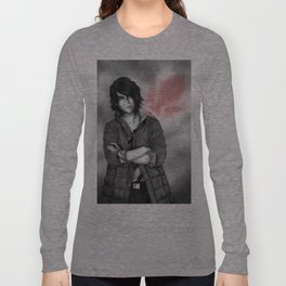 Mikazuki - Iron Blooded Orphans Long Sleeve T-shirt