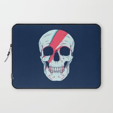 Bowie Skull Laptop Sleeve
