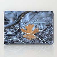 introvert iPad Cases featuring introvert by Lisa Carpenter