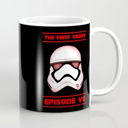 The First Order - Stormtrooper - Episode VII Coffee Mug