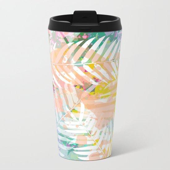 Tropical Juice 2 Metal Travel Mug