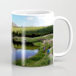 Andrews Lake, elevation 10,744 feet Coffee Mug