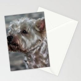 Westie Love Stationery Cards