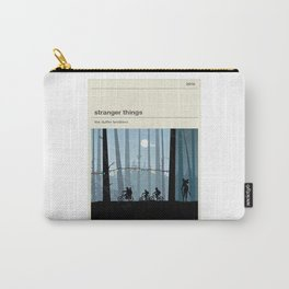 Stranger Thing Poster Carry-All Pouch
