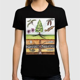 Metasequoia T-shirt
