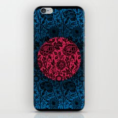 Flower Moon iPhone Skin