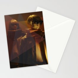 Mannequins  2 Stationery Cards