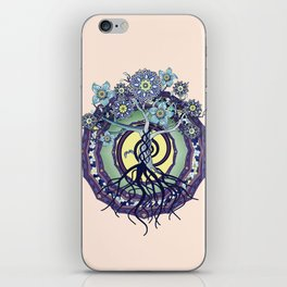 Tree of Knowledge iPhone Skin