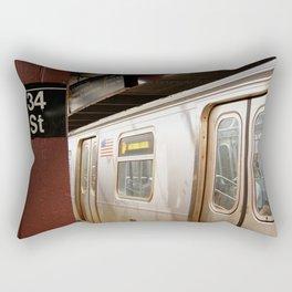 Train of Miracles Rectangular Pillow