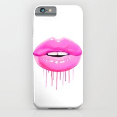 Pink lips Slim Case iPhone 6