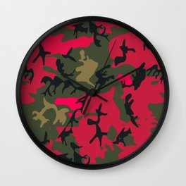CAMOU Wall Clock