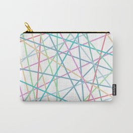 Lazer Dance Colorful Carry-All Pouch
