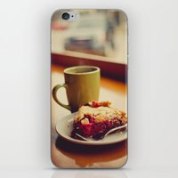pie iPhone & iPod Skins featuring Pie by Jo Bekah Photography