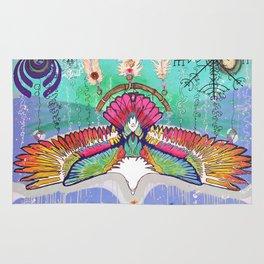 Flying Eagle Rug