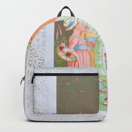 Kate Greenaway - Valentine, Girls - Digital Remastered Edition Backpack